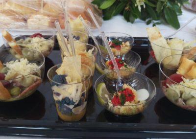 Servizio catering eventi Sassari