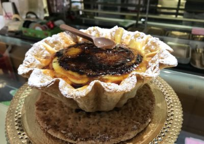 Torta Crema Bruciata