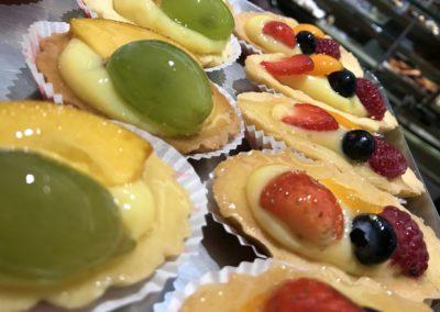Pasticcini alla Frutta Sassari