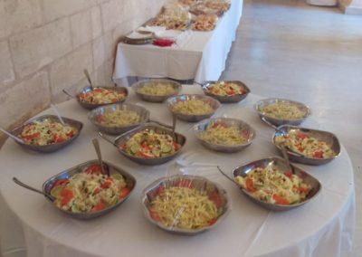 Servizio catering Pagoda Sassari