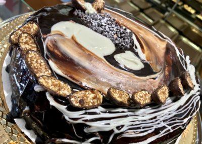 Specialità Torte al cioccolato