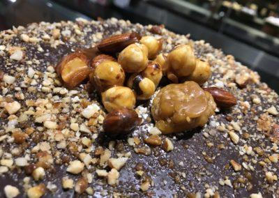 Torta al Cioccolato Semifreddi Sassari