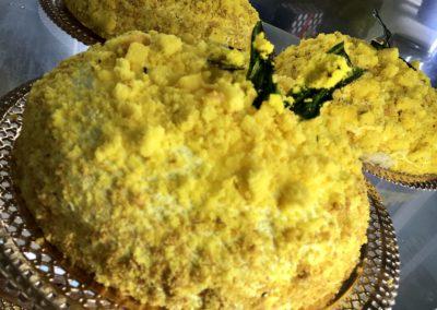 Torte Mimosa per Ferstività