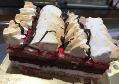 Fetta torta Semifreddi