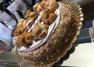 Torta semifreddi Sassari
