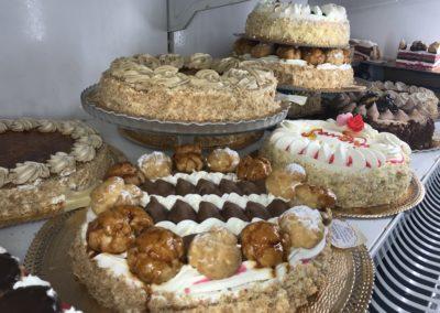 Torte semifreddi Sassari