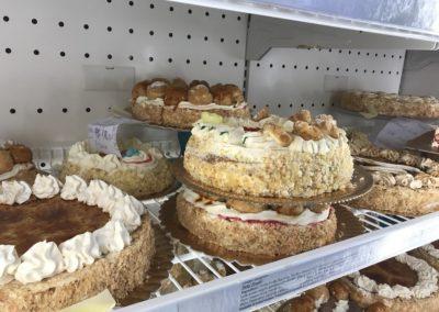 Torte Semifreddi