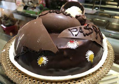 Torta al Cioccolato Pasqua