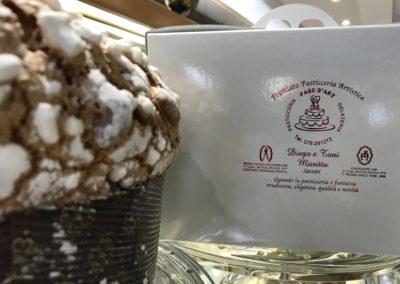 Panettone Sassari premiata pasticceria Pagoda