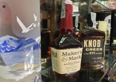 Whiskey e Bourbon
