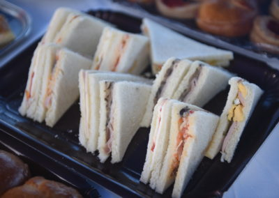 Tramezzini per Catering